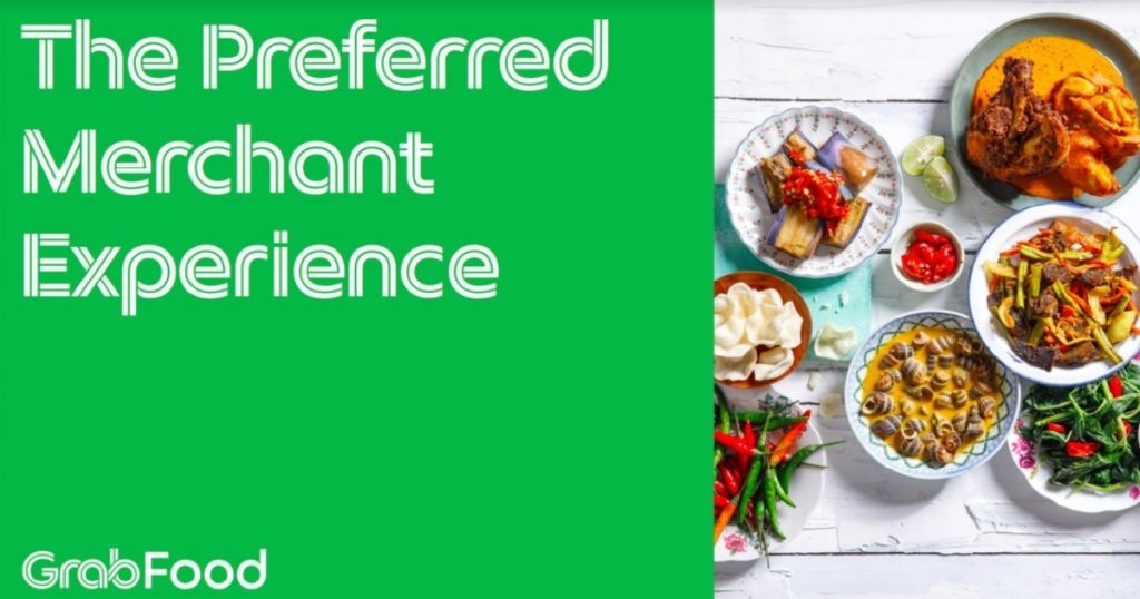 GrabFood Merchant Application and Requirements